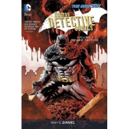 BATMAN Detective Comics Volume 2: Scare Tactics Batman must face the madness of the Mad Hatter and then take on the Talons of the Court of Owls! But even if he survives that he must face a whole new set of fears when the Scarecrow returns! Can the  http://www.MightGet.com/january-2017-13/batman-detective-comics-volume-2-scare-tactics.asp