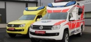 EMAS NHS preview: the next generation 4×4 Ambulance for UK