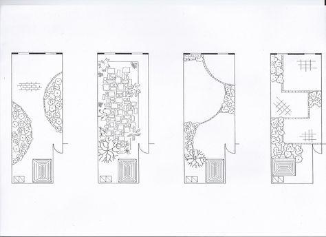 Small Garden Plans 4279 best garden design principles images on pinterest | landscape