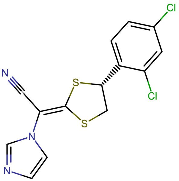 Luliconazole CAS 187164-19-8 - Known as the brand name azole antifungal cream Luzu, which is marketed by Valeant Pharmaceuticals, Luliconazole 1% cream remains a gold standard treatment for a variety of fungal infections. Luliconazole is approved by the FDA to treat athlete's foot, ringworm and jock itch. As the first topical antifungal agent approved to treat tinea corporis and tinea cruris with a once daily treatment regimen lasting only a week, Luliconazole works quickly and effectively.