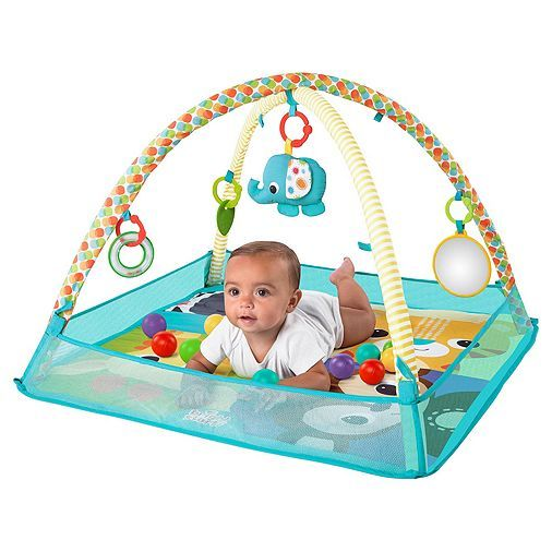 Tesco direct: Bright Starts Baby Ball Pit & Gym