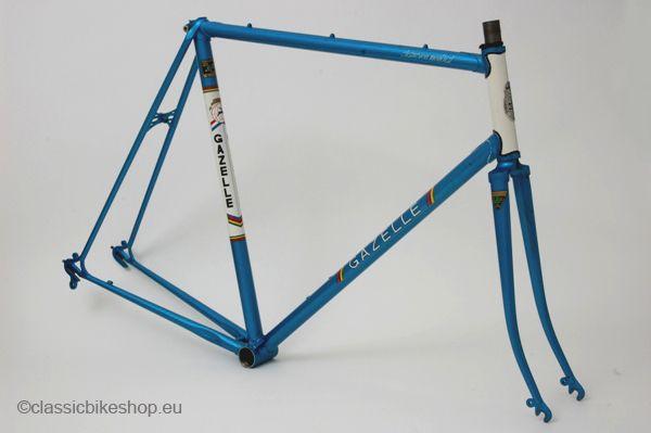 Gazelle Champion Mondial A 1981