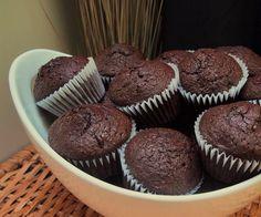 Muffins au #chocolat sans produits laitiers