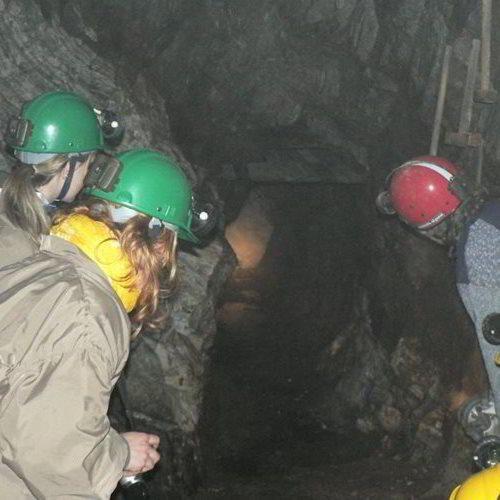 Kudy z nudy - Historický důl Kovárna v Obřím dole