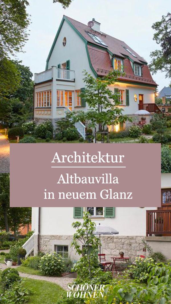 Altbauvilla In Neuem Glanz In 2020 Altbau Villa Architektur Ferienhaus Hiddensee
