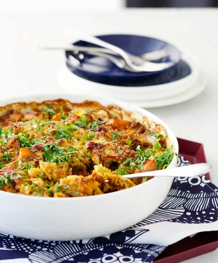Juures-broileri-riisivuoka | Maku