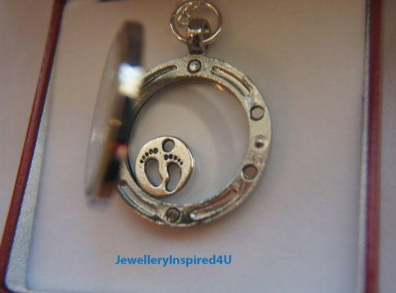 Mother Keepsake Floating  Memory Glass by JewelleryInspired4U