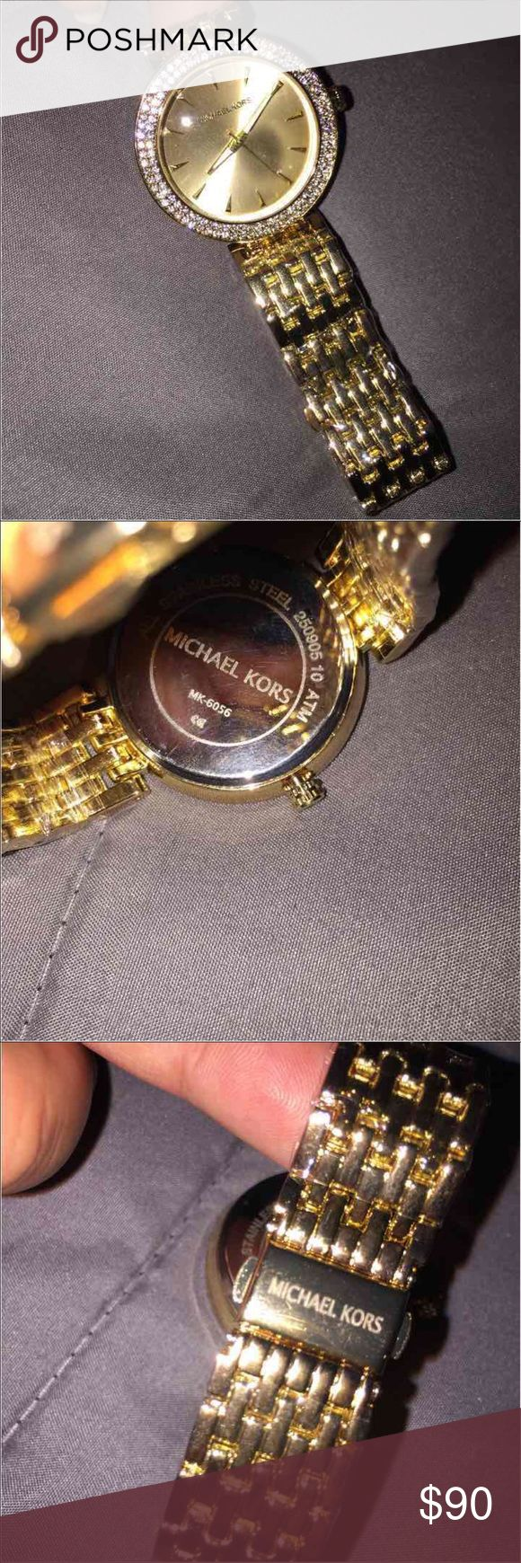 Michael Kors watch Gold Michael Kors watch Accessories Watches