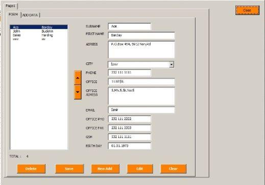 Userform Example In 2020 Excel Tutorials Invoice Format In Excel Excel