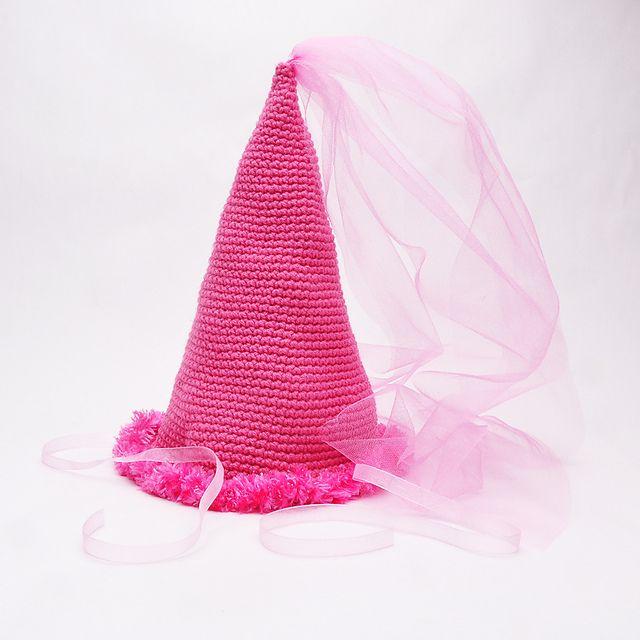 Ravelry: Crochet Princess Hat (Adult Size) pattern by CrochetCauldron