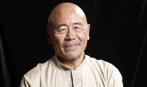 Express: Celebrity chef Ken Hom was brought up in poverty but went on to become a hugely successful entrepreneur. Here he talks about coping with pressure and beating prostate cancer.