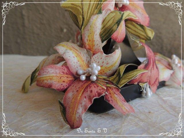 sospeso trasparente flowers - Google Search