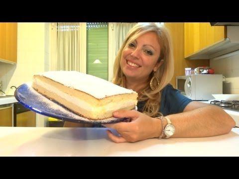 Torta Diplomatica Millefoglie,FATTA IN CASA,Ricetta Perfetta - YouTube