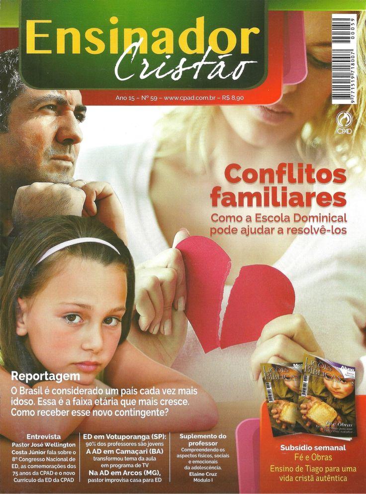 Revista Ensinador Cristão Nº59 by Edilson Pereira via slideshare