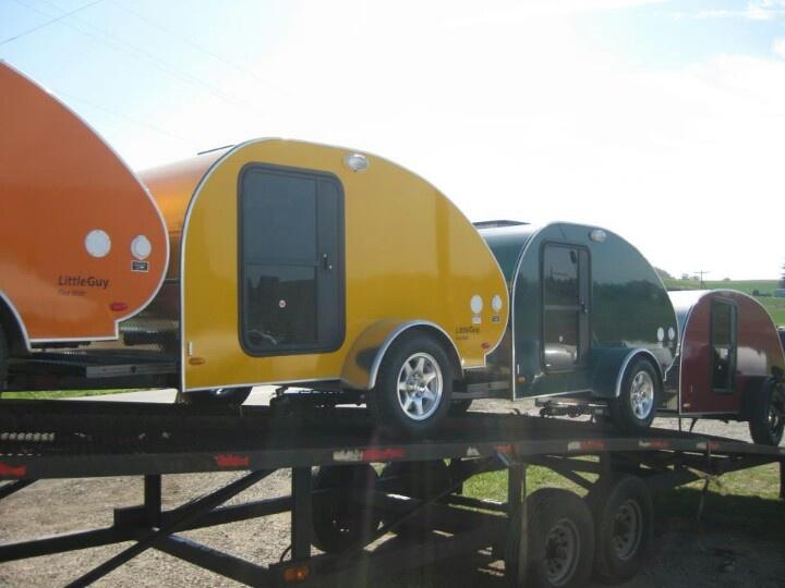 Little Guy trailers-that little one!