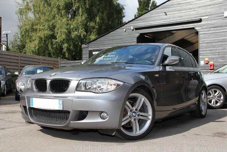 OCCASION BMW SERIE 1 118D 143 SPORT DESIGN 5P