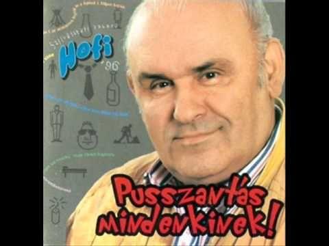 Hofi Pusszantás mindenkinek
