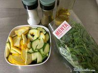 Aprenda a preparar abobrinha salteada com hortelã com esta excelente e fácil receita. Esta salada de abobrinha salteada com hortelã é uma proposta saudável e leve...
