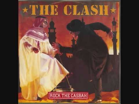 "The Clash - ""Rock The Casbah"" #80s"