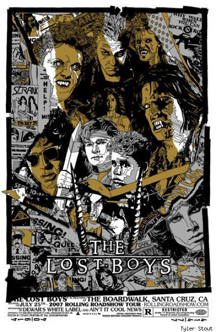 Best Movie Art Ever (This Week): Tyler Stout's Mondo Poster Gallery - Moviefone Blog Canada