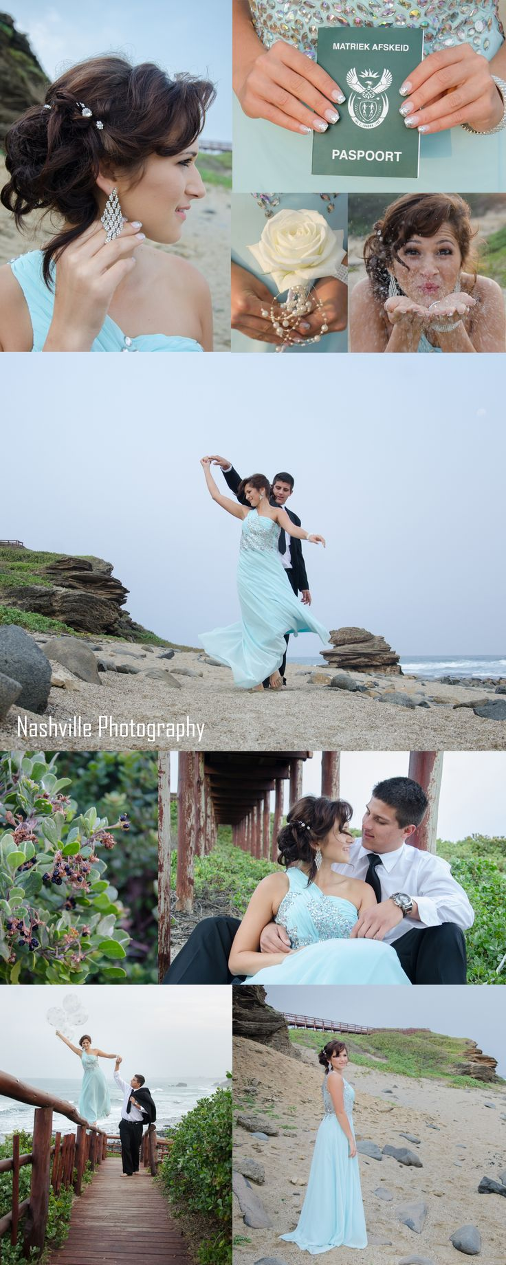 Pose ideas for a prom / matric farewell shoot  #Prom #Dress #Beach #Barefoot #Whiterose #glitter #Beautiful #Photography