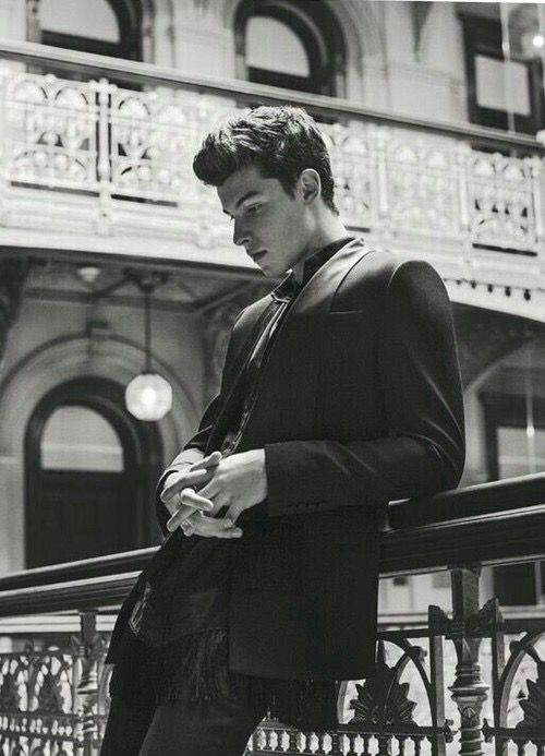 *Shawn's waiting for you to get ready for your guys' date*