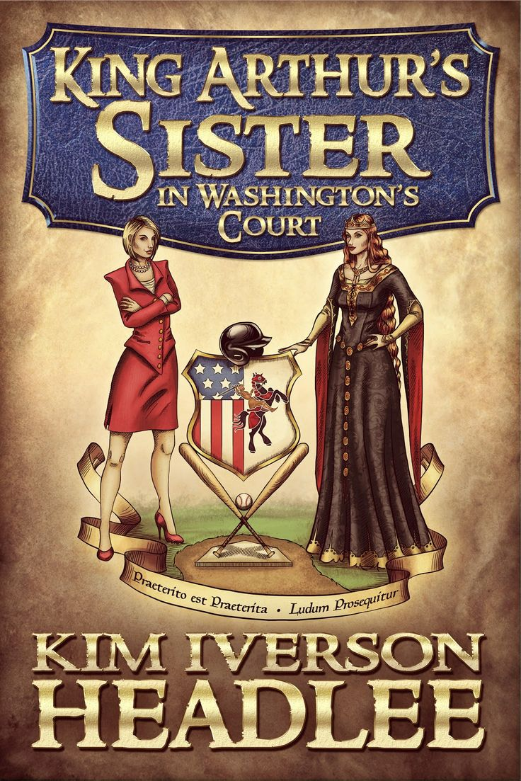 Check out King Arthur's Sister in Washington's Court by Kim Iverson Headlee & Giveaway http://padmeslibrary.blogspot.com/2014/11/king-arthurs-sister-in-washingtons.html