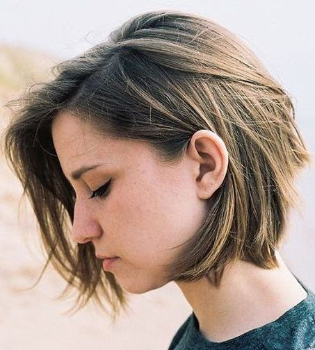 38 Trendy Inverted Short Bob Haircuts