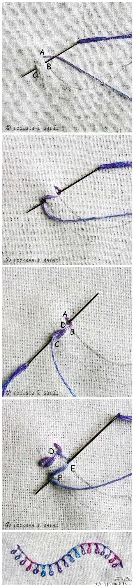 a must learn stitch