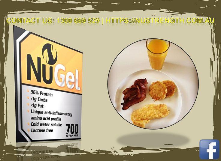 https://flic.kr/p/LFede3   Gelatin Supplements Australia - NuStrength   Follow…