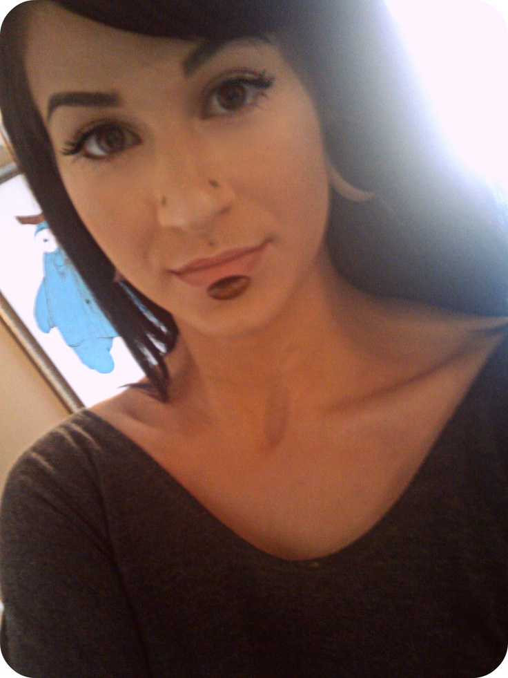 Been seriously contemplating starting the stretched labret ...