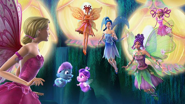 Barbie Fairytopia Magic of the Rainbow Official Stills 6