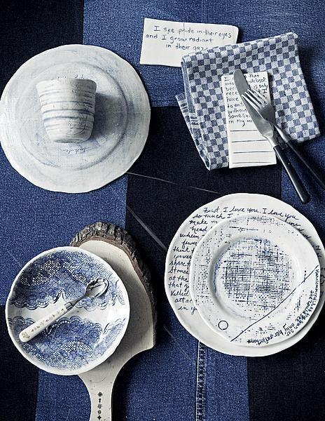 Photo: Tjitske van Leeuwen  Styling: Marianne Luning  for vtwonen