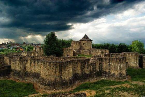 Beautiful Romania : SuceavaFortress.