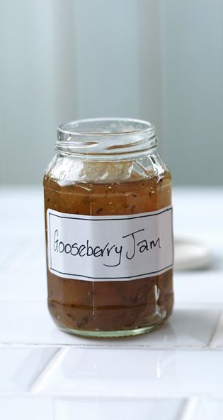 Make the most of early summer's gooseberries by making this delicious jam. Try adding a few tablespoons of elderflower cordial