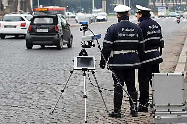 Controlli stradali: ecco dove saranno autovelox ed autodetector nella settimana dal 22 al 26 febbraio