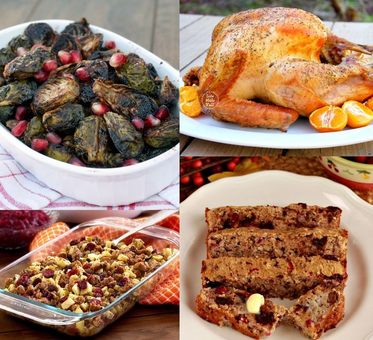 Time sure flies!  It's already November, time to start preparing (if you haven't already) your Thanksgiving menu!  If you are having a Paleo Thanksgiving meal this year, look no further for recipes...