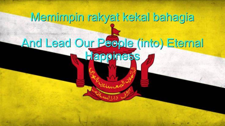 Allah Peliharakan Sultan - Brunei National Anthem English Lyrics and Tra...
