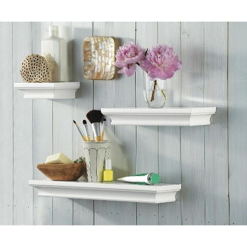 636 Best Bathroom Images On Pinterest Home Ideas Shelving And Wall Shelves