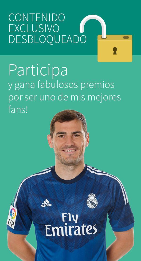 Iker Casillas | Participa