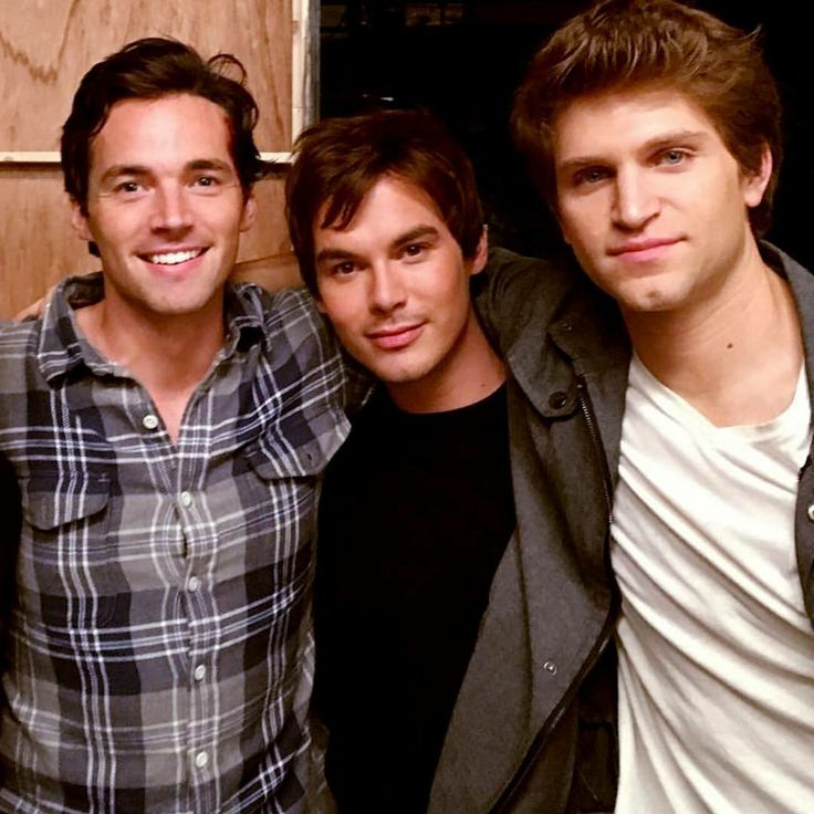 Ian, Tyler and Keegan Pretty little liars I love this movie so much to me