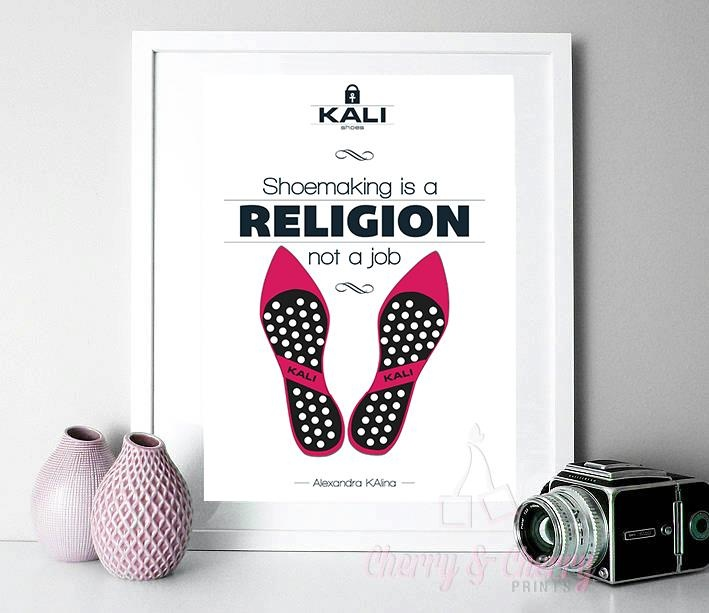 We love shoes! #kalishoes.ro #kali #shoes #quotes #job #pink #dotts