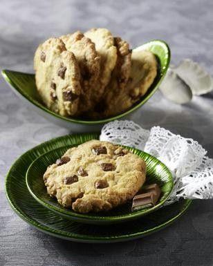 Das Rezept für Cookies mit Kinderschokolade und weitere kostenlose Rezepte auf LECKER.de