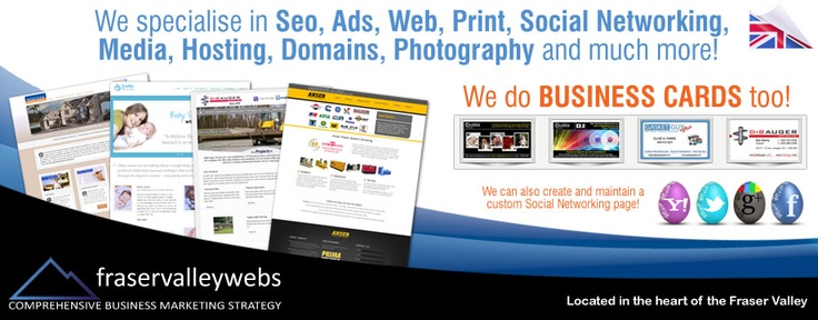 """Our """"Client Promotions Week"""" is about creating brand awareness and promotion for our clients through Social Networking media! www.fvwebs.ca"""