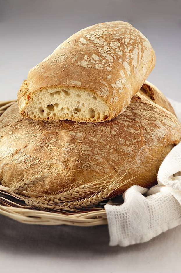 Tuscan bread Delicious, baked fresh daily, unsalted. pane toscano con pm #europe #food