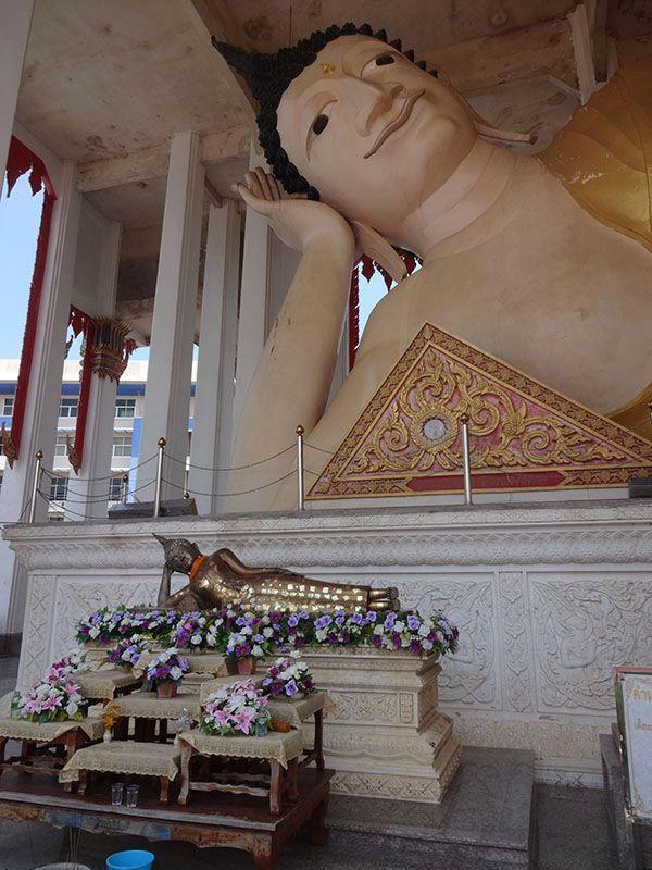 Wat Praputthamahattamongkhol - Hat Yai, Thailand