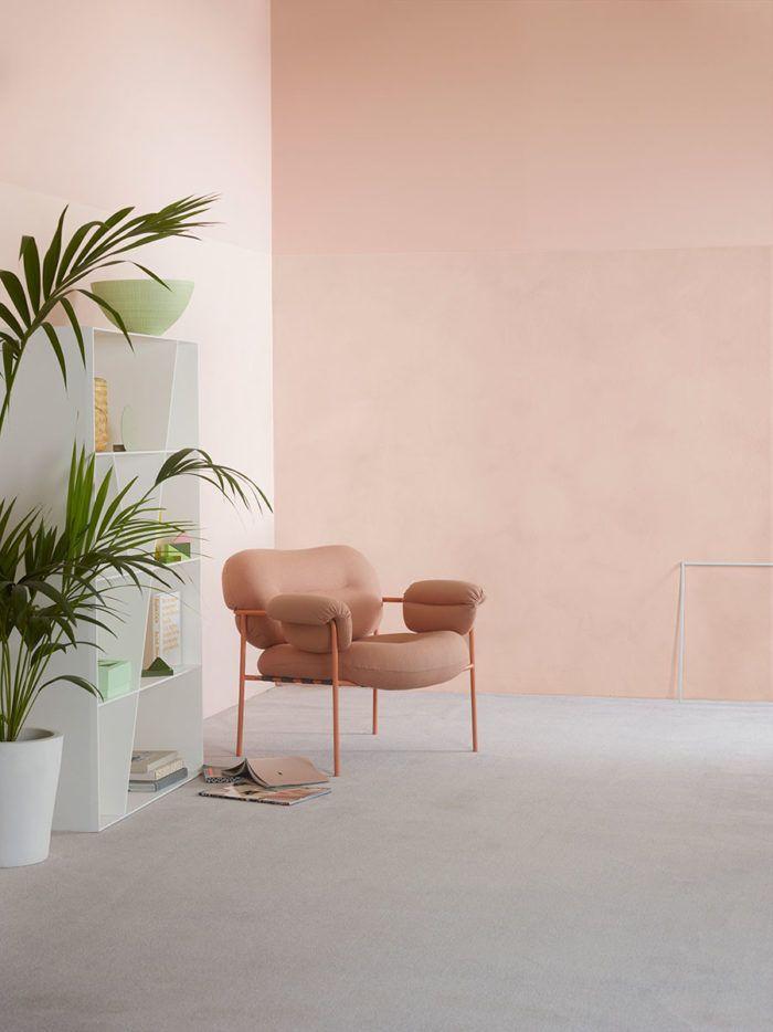 Färgen Deco Pink – vem vill inte ha rosa väggar?