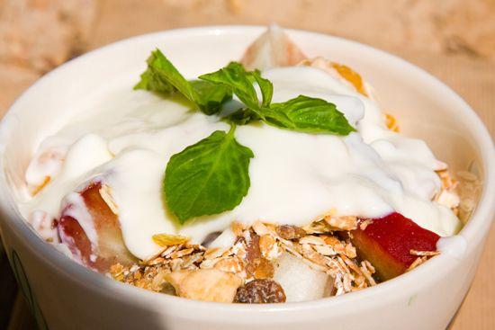 Mic dejun la dieta - retete sanatoase sub 400 calorii - One