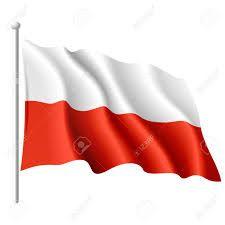 Resultado de imagen de bandera polaca