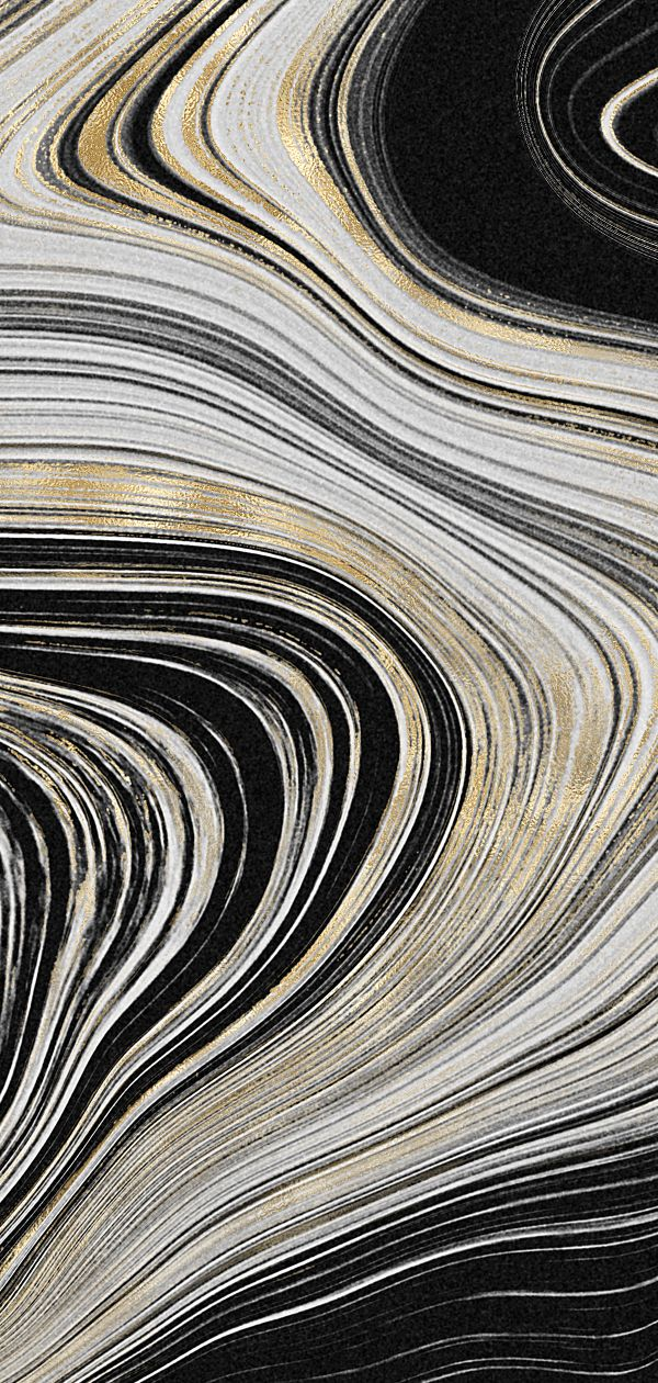 Black White And Gold Agate Stone Textures Textures